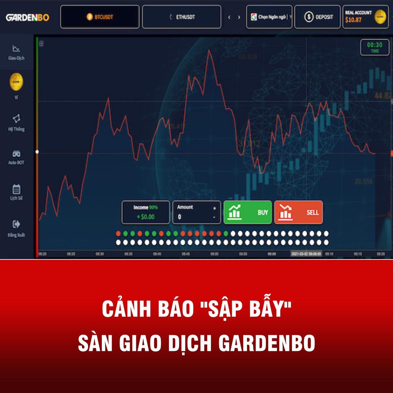 Công an Hà Nội cảnh báo: Nhiều người sập bẫy sàn giao dịch tiền ảo mới, lợi nhuận quảng cáo từ 10% - 80%/ngày - Ảnh 1.