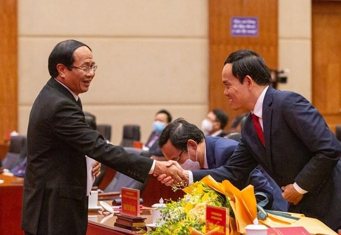 Ông Trần Lưu Quang làm Bí thư Thành ủy Hải Phòng - Ảnh 1.