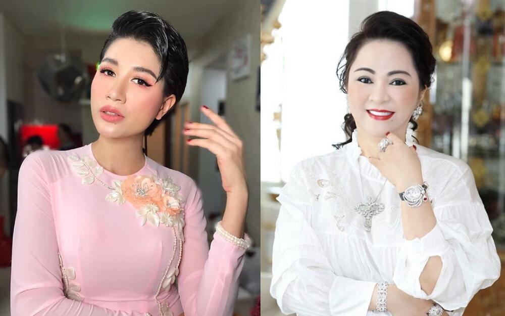 Từng đăng đàn ân hận sám hối, Trang Trần 'lật mặt' mỉa mai bà Phương Hằng: 'Hoan hỉ để ngồi lên đầu à' Ảnh 1