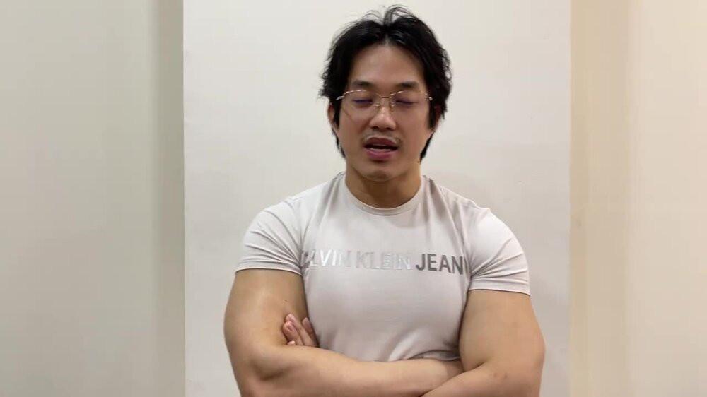 Được vợ ông Dũng 'lò vôi' bênh vực, Gymer Duy Nguyễn gây bất ngờ khi fan hỏi 'có về phe bà Phương Hằng' Ảnh 4