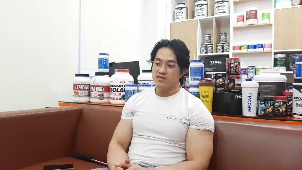 Được vợ ông Dũng 'lò vôi' bênh vực, Gymer Duy Nguyễn gây bất ngờ khi fan hỏi 'có về phe bà Phương Hằng' Ảnh 2