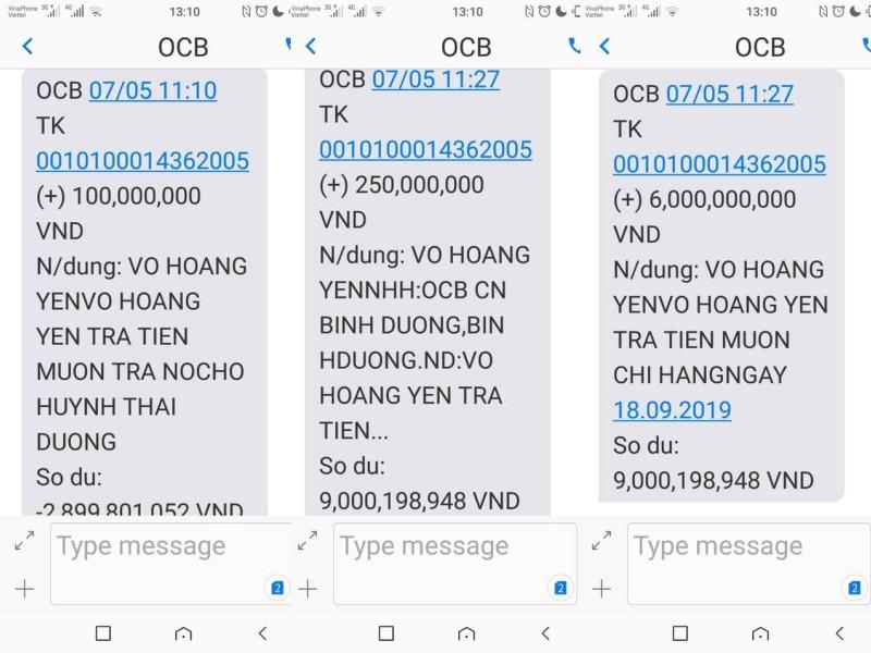 Điều bất thường trong số tiền gần 17 tỷ đồng mà ông Võ Hoàng Yên mới trả bà Phương Hằng, vợ đại gia Dũng lò vôi - Ảnh 6.