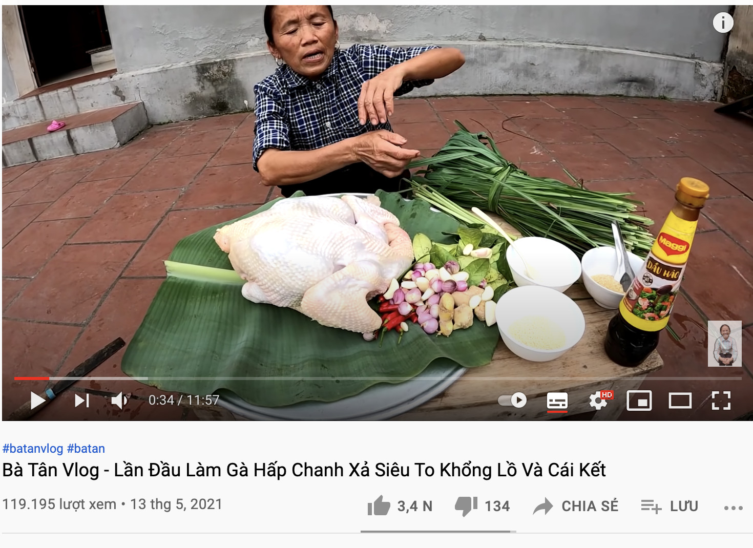 Drama cực căng ở quê bà Tân Vlog: Một thanh niên bỏ nhà đi theo bạn gái, hôm sau xuất hiện trong clip ăn chực - Ảnh 1.