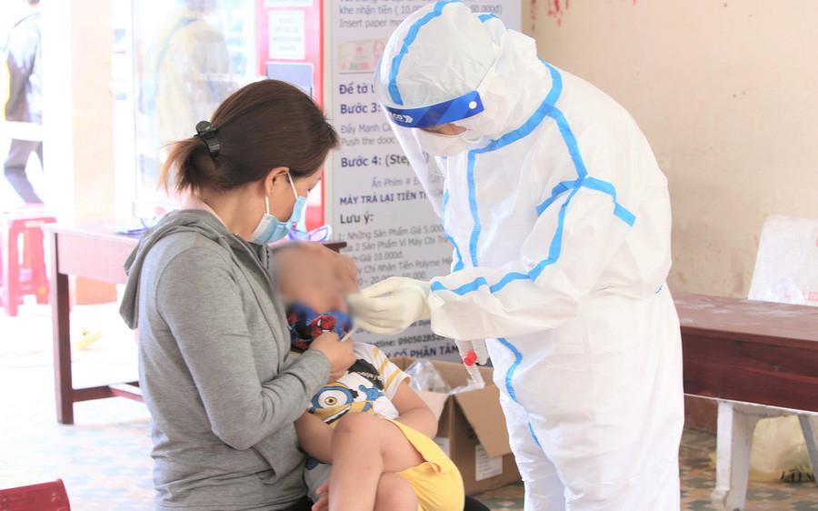 Phát hiện bé gái 7 tuổi là F2 dương tính với SARS-CoV-2 trong khi F1 âm tính