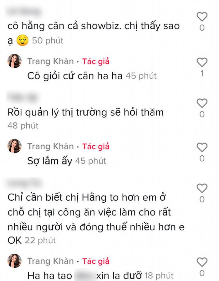 Nghi ngờ bà Phương Hằng 'nổ' vụ làm từ thiện 600 tỷ, Trang Trần tiếp tục mỉa mai: 'Nói cho sang cái mồm' Ảnh 3
