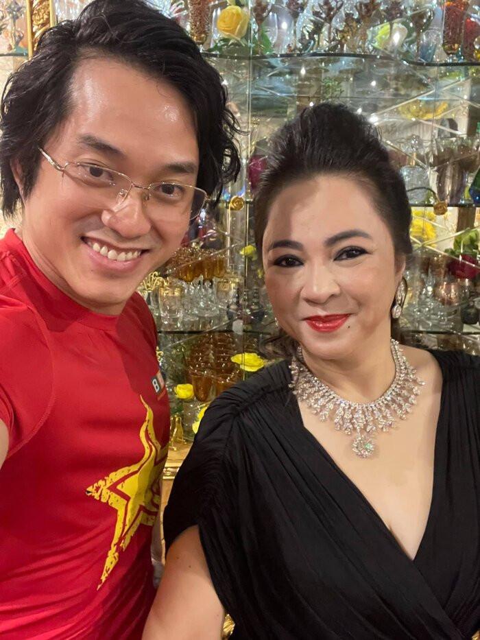 Bị nói 'nịnh' bà Phương Hằng, gymer Duy Nguyễn 'đáp trả' cộng đồng mạng thế nào? Ảnh 1
