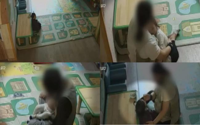 Vụ bé gái 16 tháng tuổi bị bạo hành đến chết: Ả mẹ nuôi khóc nức nở nhận án chung thân, gã chồng nói lời cuối khiến cả phiên toà la ó giận dữ - Ảnh 3.