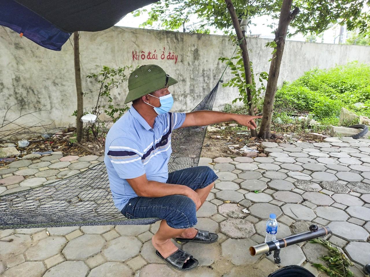 Tên cướp bị truy nã đặc biệt đâm tài xế taxi trọng thương ở Thanh Oai: Tao mới giết người xong - Ảnh 4.