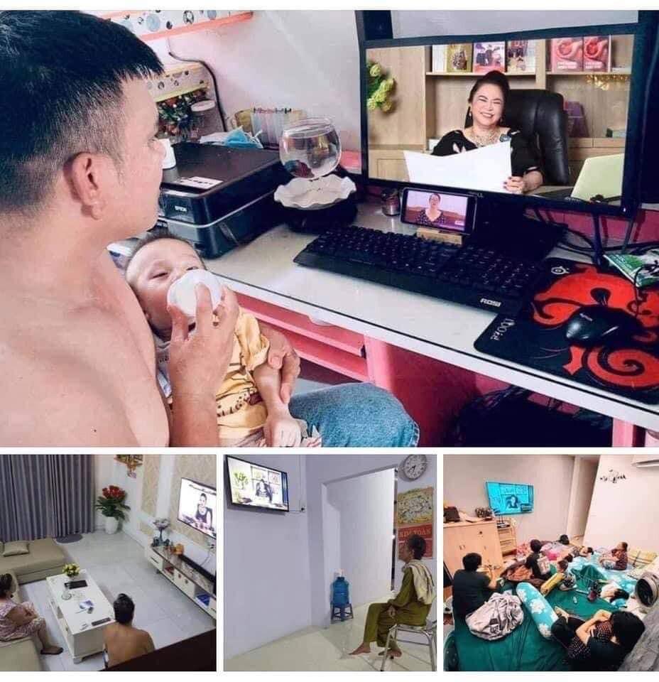 Ông Tam Asanzo cảm ơn bà Phương Hằng vì bán được 3.000 tivi để xem livestream - Ảnh 2.