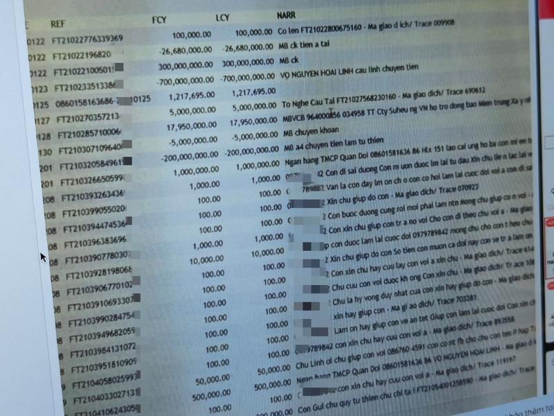 Nóng: Tìm ra người làm lộ sao kê tài khoản Hoài Linh, Ngân hàng MB chuyển hồ sơ sang cơ quan điều tra - Ảnh 2.