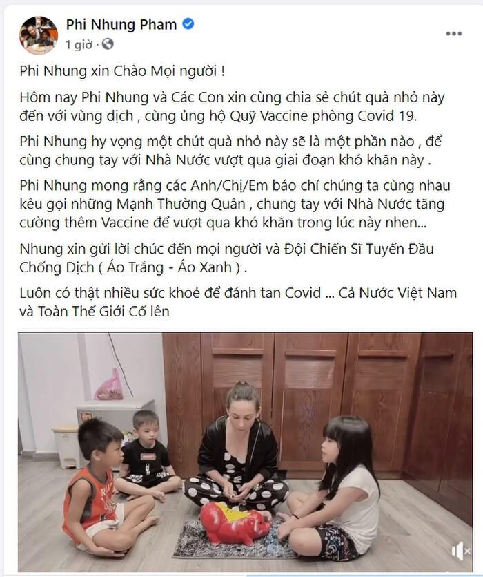 Phi Nhung bất ngờ bị 'cậu IT' team bà Phương Hằng tuyên bố 'bóc phốt', chuyện gì thế này? Ảnh 2