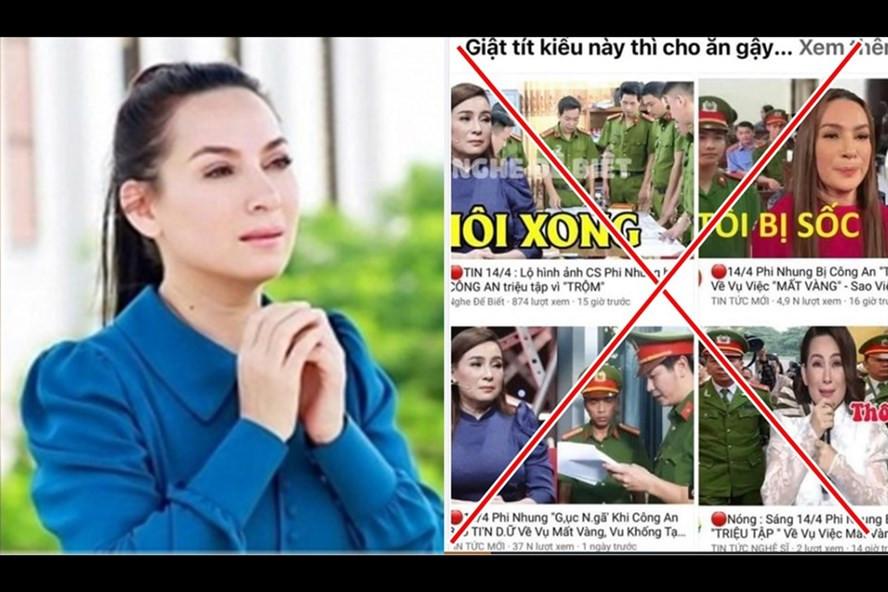 3 lần nổi giận của Phi Nhung: Tố Hồ Văn Cường mắc bệnh ngôi sao, bức xúc với tin sai sự thật nhưng chuyệncặp kè trai trẻ thì sao? - Ảnh 1.