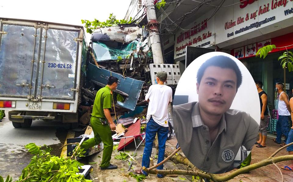 Kết quả điều tra nồng độ cồn, ma tuý đối với tài xế xe container đánh lái tránh 2 người đi xe máy