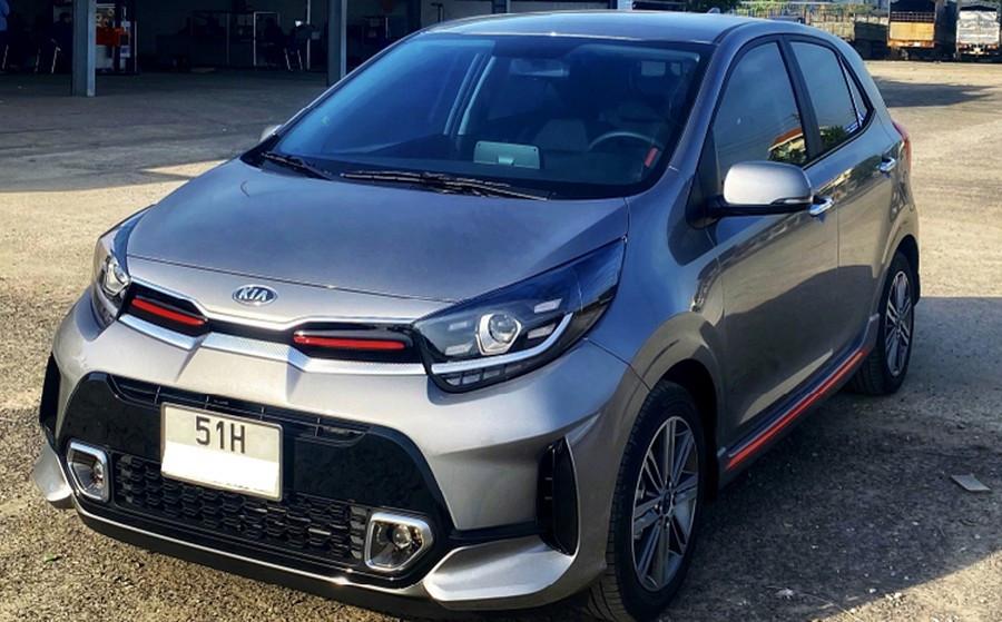 """Kia Morning 2021 đầu tiên tại Việt Nam lên sàn xe cũ, """"thách cưới"""" giá rẻ"""
