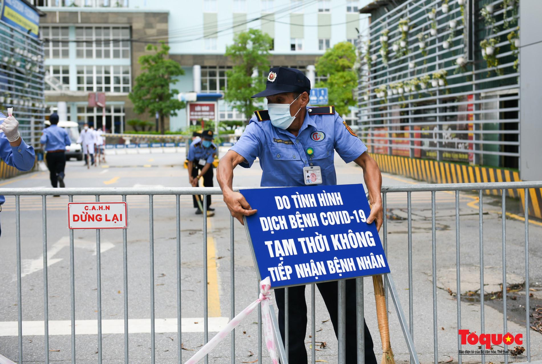 Hà Nội: Chính thức kết thúc cách ly y tế Bệnh viện K Tân Triều - Ảnh 6.