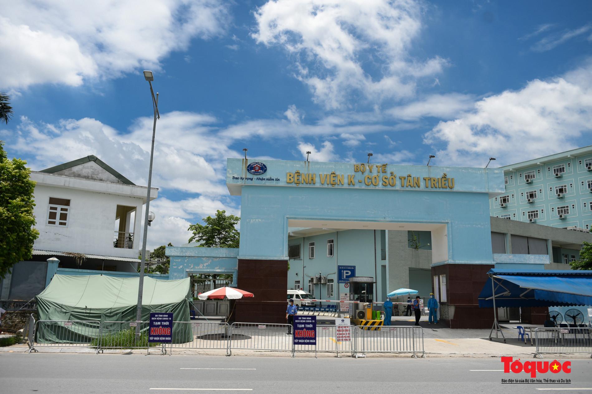 Hà Nội: Chính thức kết thúc cách ly y tế Bệnh viện K Tân Triều - Ảnh 10.