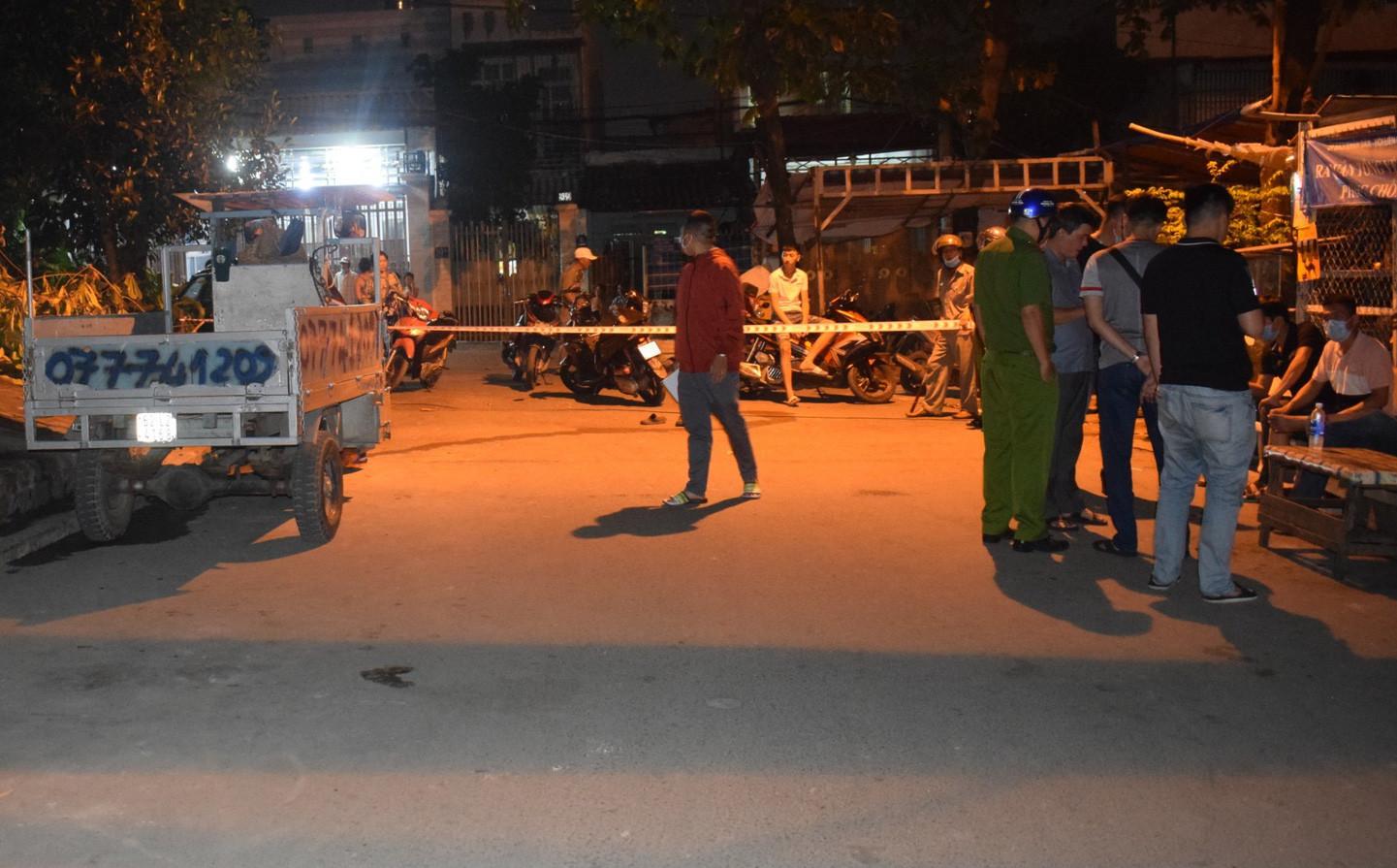 Vụ lái xe ba gác bị đâm tử vong khi nhắc nhở thanh niên tiểu bậy: Công an tìm người thân nạn nhân