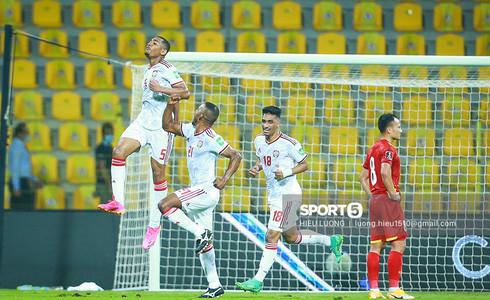 Kết quả chung cuộc Việt Nam 2 - 3 UAE nhưng vẫn làm nên lịch sử, lần đầu tiên vào vòng loại thứ 3 World Cup 2022! - Ảnh 1.