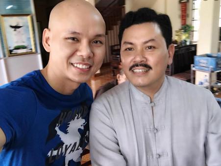 Phan Đinh Tùng nói gì khi bị 'khui' clip từng đến ông Võ Hoàng Yên chữa bệnh khiến dân mạng xôn xao? Ảnh 3