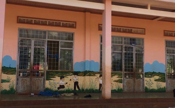 Vụ giáo viên phát hiện thi thể thiếu nữ trong lớp học ở Đắk Lắk: Nguyên nhân ban đầu