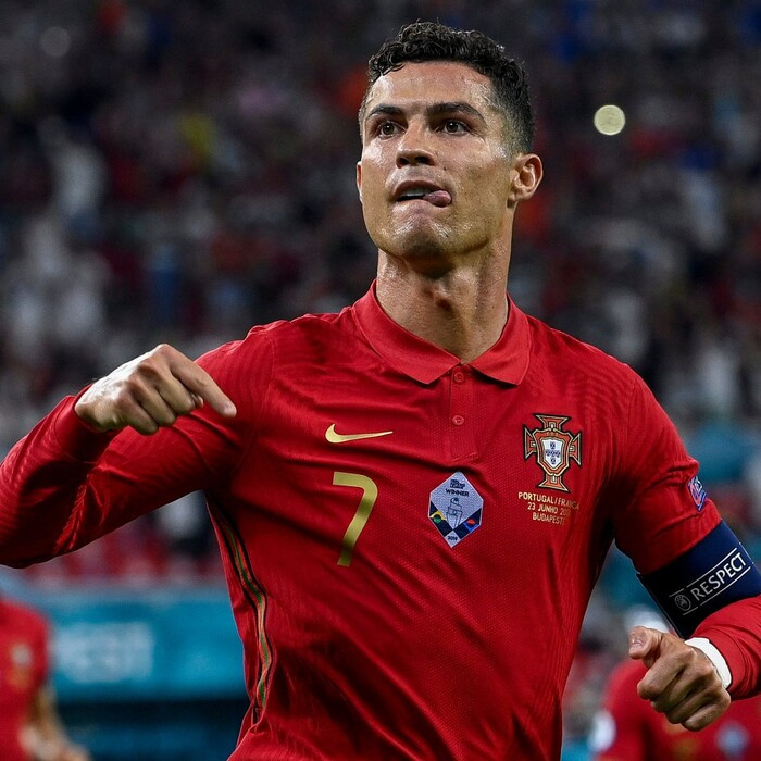 Ronaldo cân bằng kỷ lục 109 bàn của Daei, Bồ Đào Nha gặp Bỉ ở vòng 1/8 EURO 2020 Ảnh 3