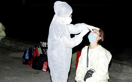 Sơn La: Phát hiện 2 nghi phạm buôn bán ma túy dương tính SARS-CoV-2