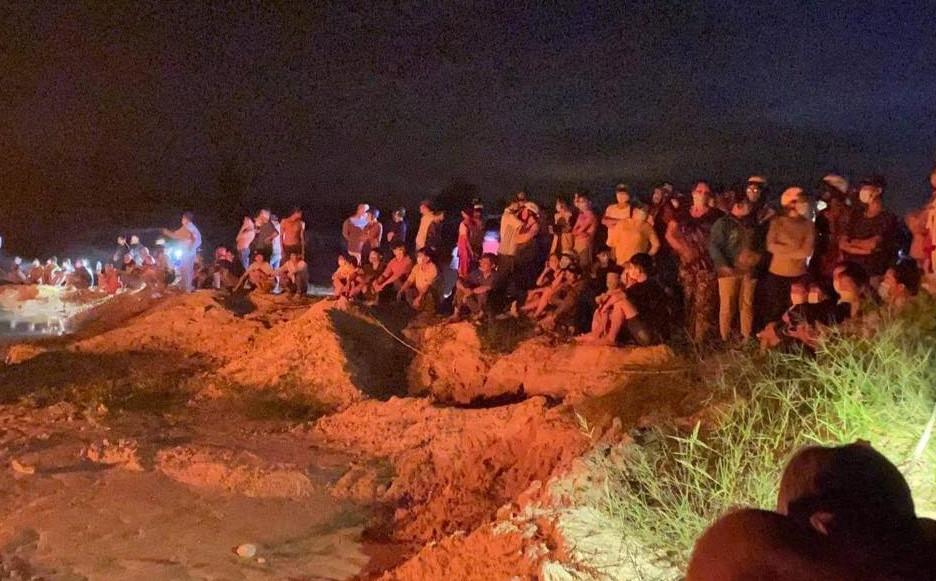 Thương tâm: Tìm thấy thi thể hai học sinh lớp 7 mất tích dưới hồ nước sâu ở Tây Ninh