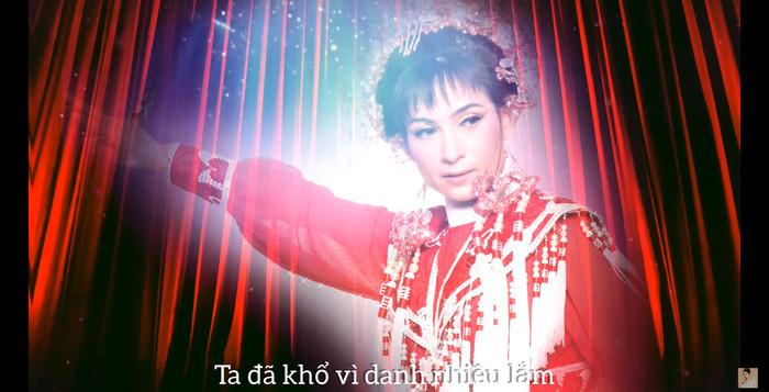 Phi Nhung trải lòng qua bài hát mới tự sáng tác: 'Khổ vì danh nhiều lắm' Ảnh 4