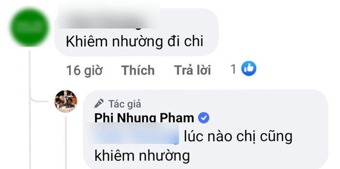 Phi Nhung trực tiếp đáp trả anti-fan khi bị chê 'không ưa, hát ghê', sống phải 'khiêm nhường'