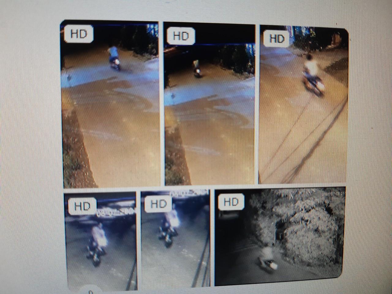Truy tìm nam thanh niên chạy xe máy tông chết cụ bà đi xe đạp rồi bỏ trốn - Ảnh 1.