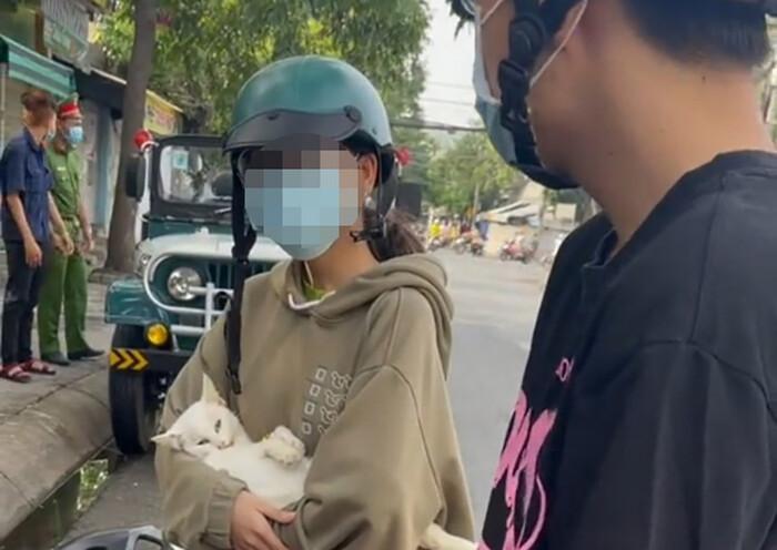 Vụ xử phạt cặp đôi đưa mèo ốm đi khám thú y: Sở Thông tin và Truyền thông Long An lên tiếng Ảnh 1