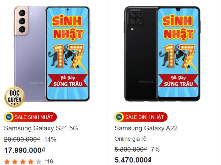 Điện thoại hạng sang giảm giá xuống thấp kỷ lục - Ảnh 1.
