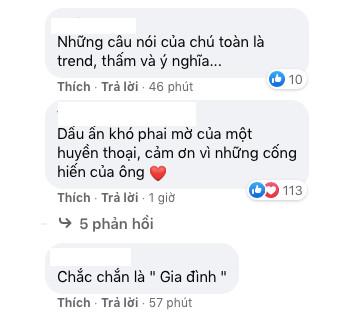 Netizen xúc động khi Việt Anh trả lời câu hỏi liên quan đến NSND Hoàng Dũng, không tin ông trùm phán xử đã ra đi mãi mãi - Ảnh 4.