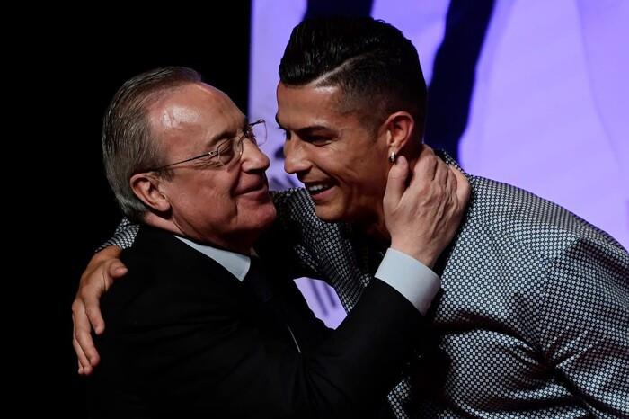 Chủ tịch Real Madrid nói Ronaldo là 'thằng ngu, một kẻ bệnh hoạn' Ảnh 1