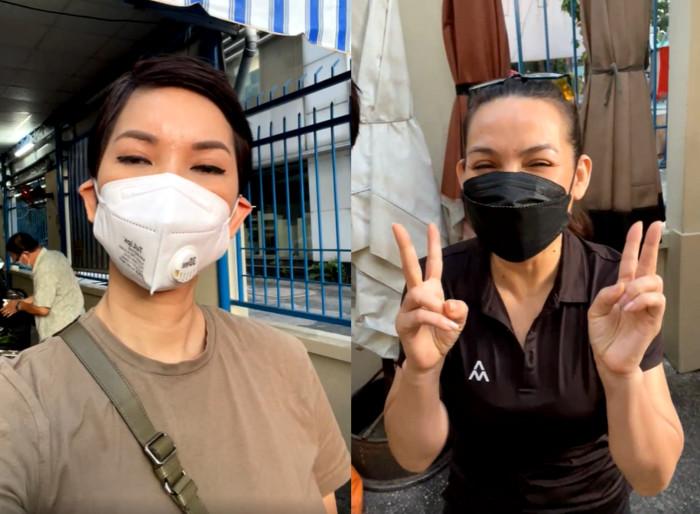 Sau ồn ào, Phi Nhung cùng Xuân Lan 'dắt tay nhau' làm từ thiện