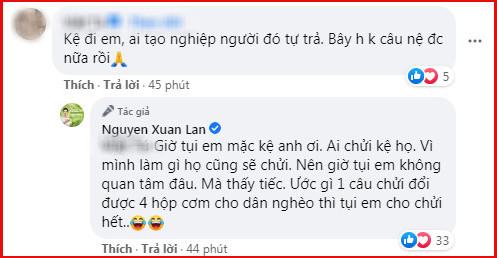 Bị 'hỏi khó' về việc từ thiện của Hoài Linh, Xuân Lan đáp trả 'cực gắt' khiến dân mạng hả hê