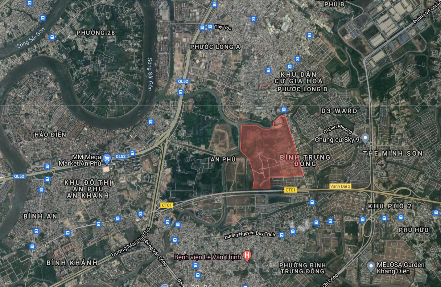 Dự án Sài Gòn Bình An: Tồn tại hàng loạt sai phạm ảnh 1