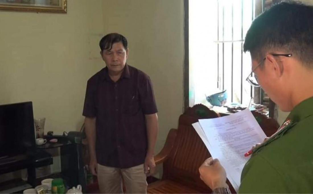 Ăn chặn gần 1000 con vịt cỏ, trưởng phòng dân tộc huyện bị khởi tố, bắt giam