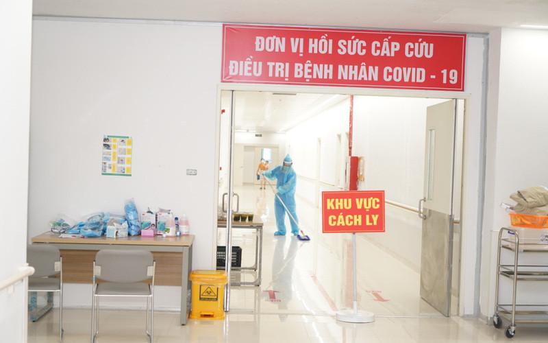 Sáng 22/7: Thêm 2.967 ca mắc COVID-19 mới, riêng TP Hồ Chí Minh đã 2.433 ca