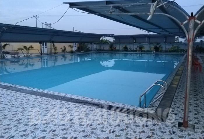 Hải Dương: Hai chị em ruột đuối nước thương tâm tại bể bơi nhà hàng xóm - Ảnh 1.