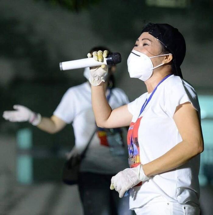 Bị kéo vào ồn ào, Phương Thanh: 'Sinh mạng còn đem ra tuyến đầu, không bao giờ để tiền làm mất danh dự'
