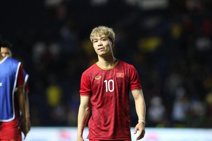 HLV Park Hang Seo gạch tên Công Phượng khỏi danh sách tuyển Việt Nam Ảnh 1