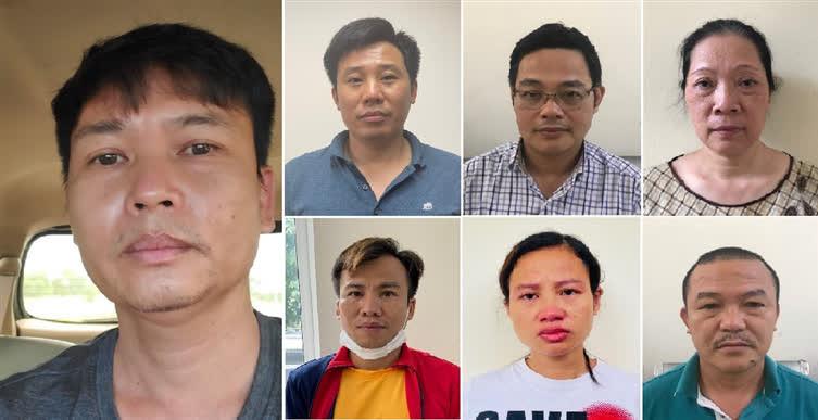 [NÓNG] Khởi tố, bắt Tổng giám đốc Cty Công viên cây xanh Hà Nội và 6 đồng phạm trong vụ trồng 1 triệu cây xanh - Ảnh 2.