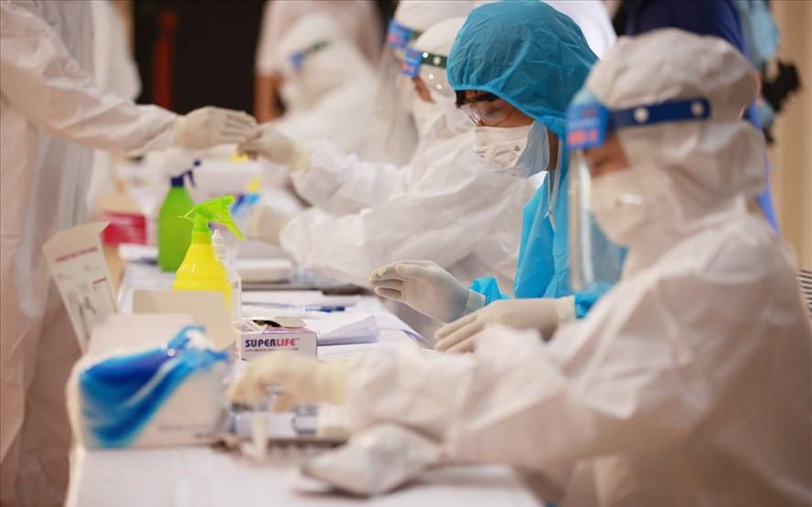 Trưa 2/8, Hà Nội có thêm 52 trường hợp dương tính với SARS-CoV-2