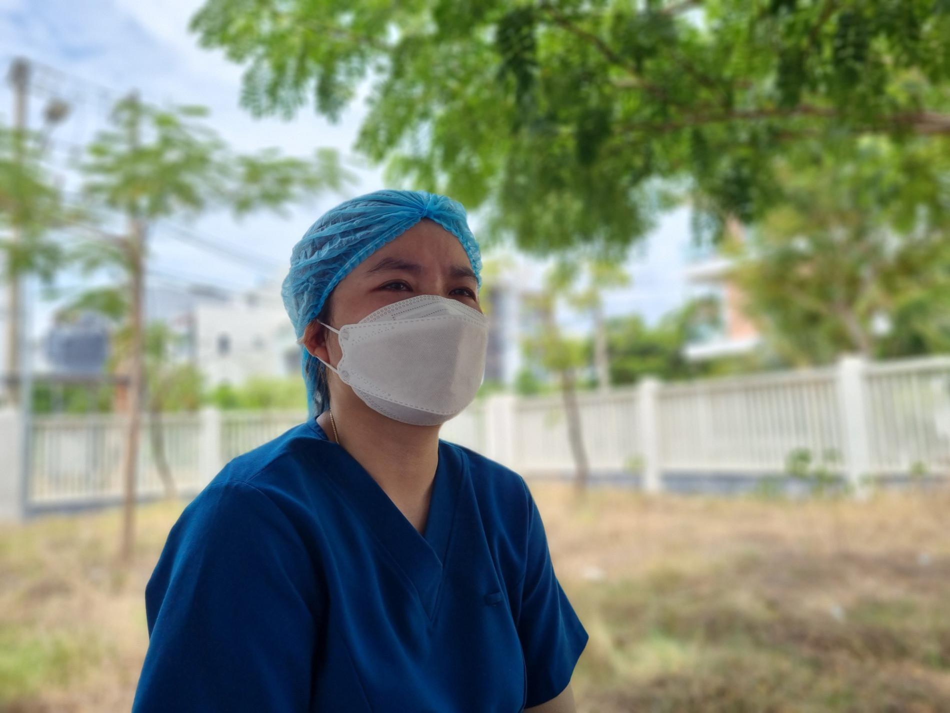Vụ cán bộ Đoàn ĐBQH và HĐND TP Đà Nẵng xô xát với nữ nhân viên y tế: Ông ấy tát tôi thẳng tay - Ảnh 3.