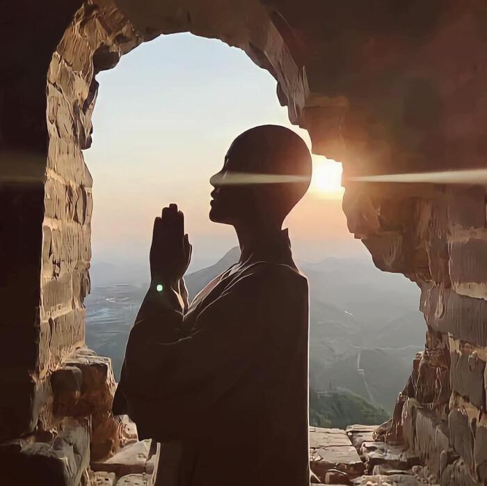 Diễn viên Ngọc Trinh lần đầu thổ lộ lí do cạo đầu, quy y cửa Phật: Từng ị sang chấn tâm lý, trầm cảm nặng Ảnh 4