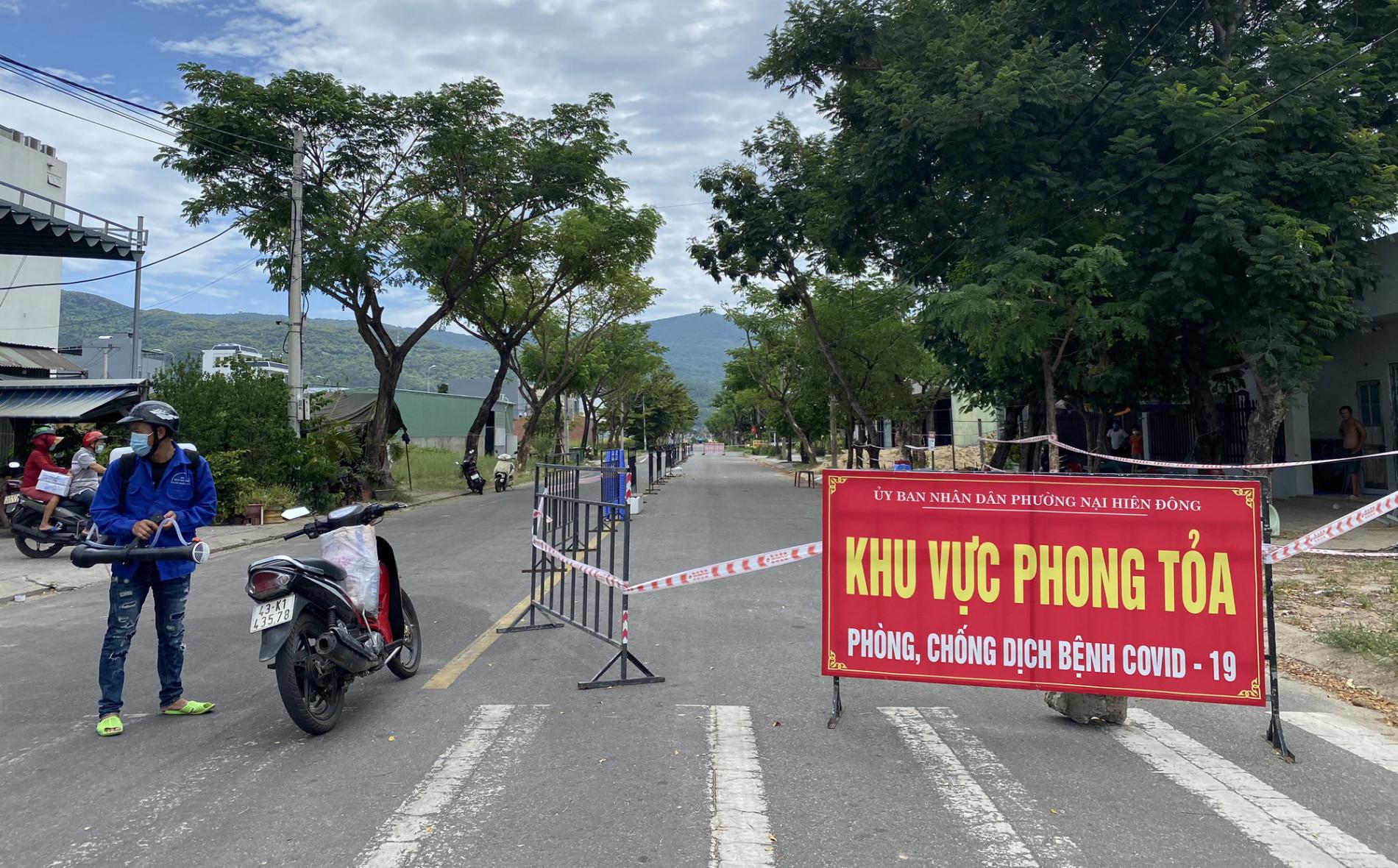 Đà Nẵng: Ai được ra đường theo nội dung Chỉ thị 05 mới nhất để phòng dịch?