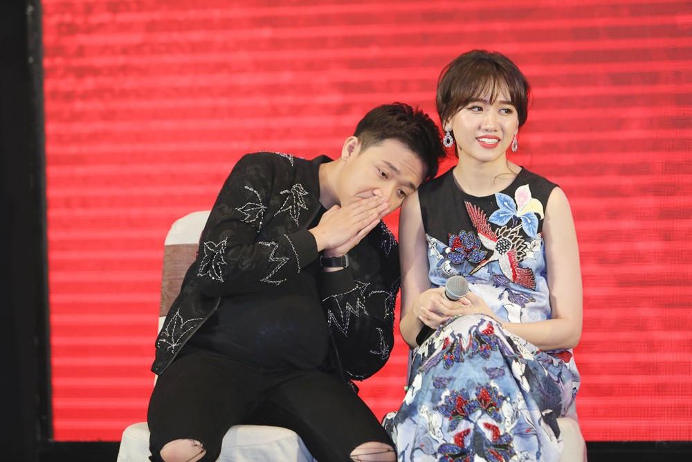 """Hari Won 7749 lần lộ chi tiết nghi vấn mang thai, nay Trấn Thành bỗng gây xôn xao khi nhắc đến """"con""""? - Ảnh 6."""
