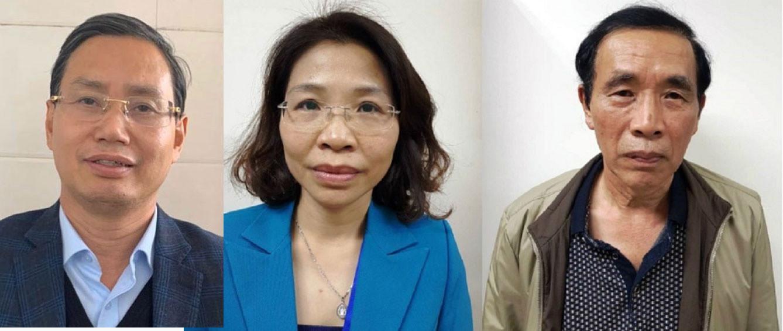Ủy ban Kiểm tra Trung ương kỷ luật nhiều lãnh đạo TP Hà Nội - Ảnh 8.