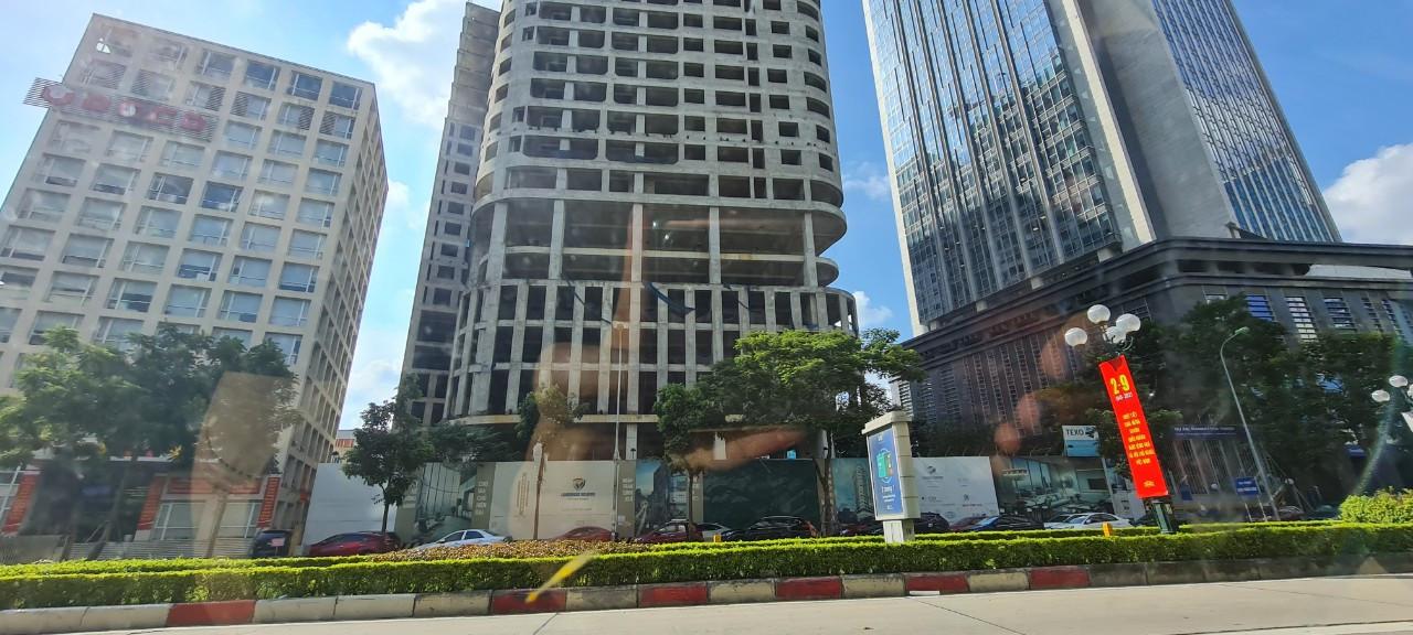 Dự án đất vàng Manhattan Tower – hơn 10 năm vẫn bế tắc, bỏ hoang - Ảnh 2